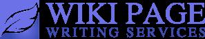 Wikipedia Page Writing Service