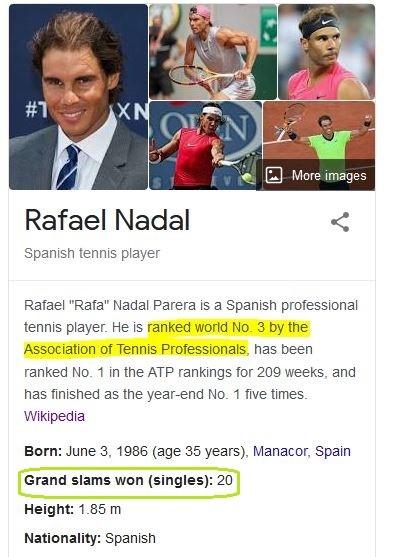 Rafel Nadal